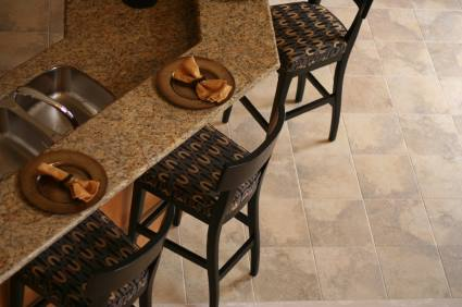 Vinyl flooring by Flooring Services