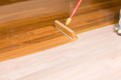 Wood Floor Refinishing by Flooring Services